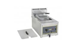 Friteuse électrique 8 Litres - 1.8 KW (Matériel à nous rapporter propre)