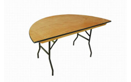 Table 1/2 Lune 50 x 90